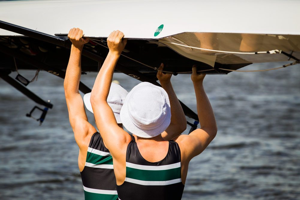 GPS Rowing Head of the River 2015